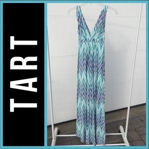 Tart Geometric Maxi Dress